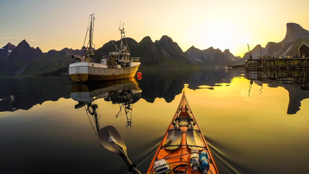 Drømmen om Lofoten